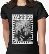 Retro: Vampire: The Masquerade 2 Women's Fitted T-Shirt