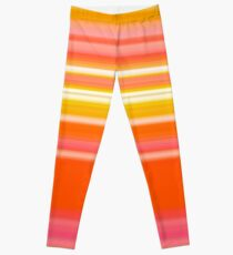Sablo Lio Orange Leggings