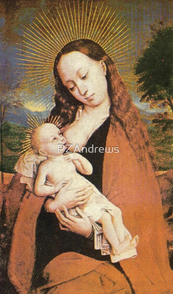 Virgen de Belén by PZAndrews