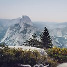 Half Dome view by Pascal Deckarm