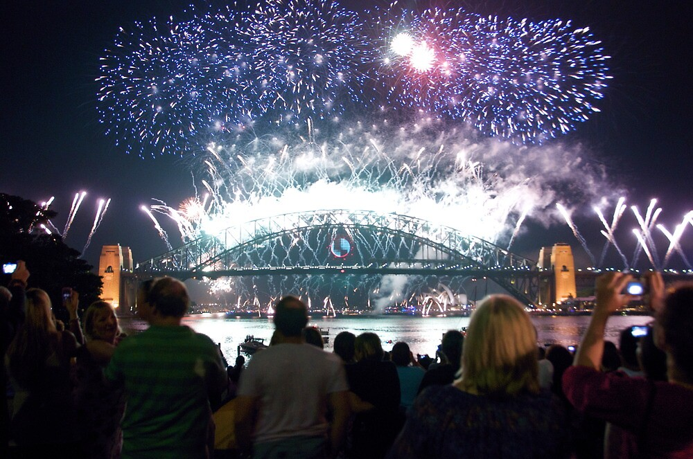 Sydney New Years Eve 2010 by chriso