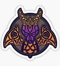 A Dragon's Tale Sticker