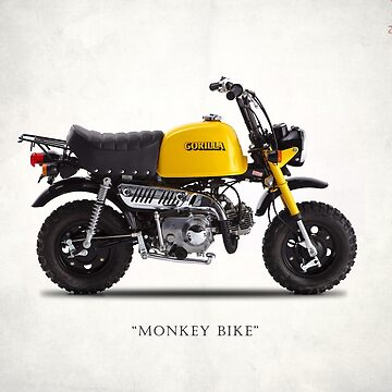 The Monkey Bike by rogue-design