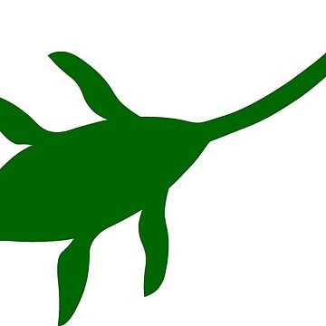 Plesiosaur Dinosaur by sweetsixty