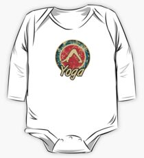 Yoga One Piece - Long Sleeve