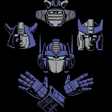 Optimus Rhapsody by victorsbeard