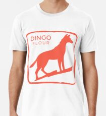 Dingo-Mehl Premium T-Shirt