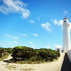 Lighthouse - Portland, Victoria. Australia by EdsMum