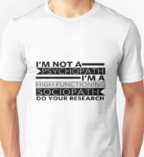 Do your research Unisex T-Shirt