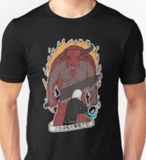 'THIS IS MY ADVENTURE!' Bell Cranel vs the Minotaur T-Shirt