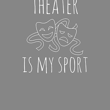 Top Fun Theater is my Sport Gift Design by LGamble12345