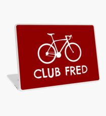 Club Fred Cycling Laptop Skin