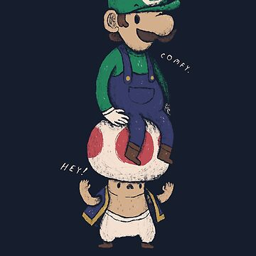 toadstool by louros