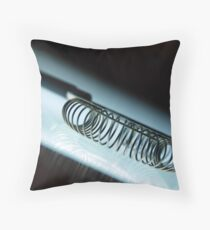 Cocktail Hour Reflections Throw Pillow
