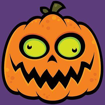 Crazy Pumpkin by fizzgig