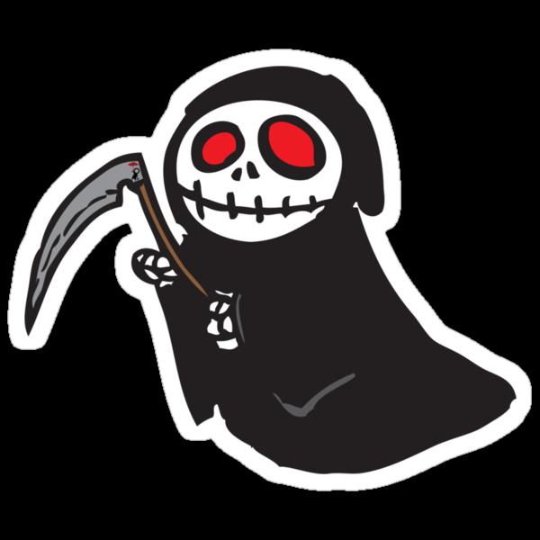 Death Jr. by InkRain