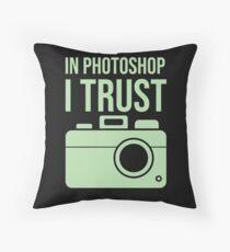 Trust Photoshop Floor Pillow