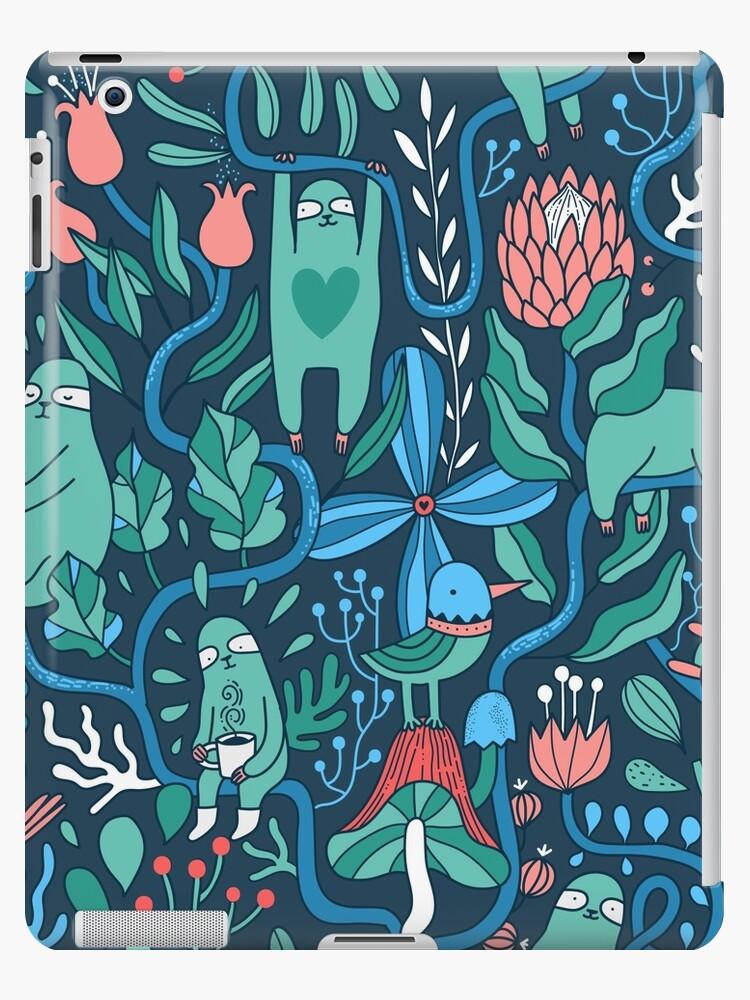 Faultiere Garten von Anna Alekseeva