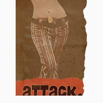 attack. by mrspringheeled