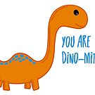 You Are Dino-Mite and P is for Pterodactyl by Pamela Maxwell