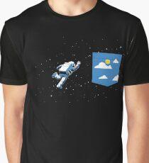 Raumtasche Grafik T-Shirt