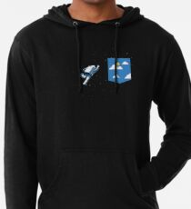 Space Pocket Lightweight Hoodie