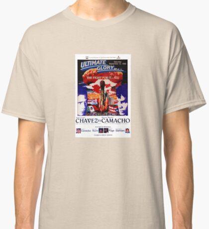 Chavez vs Camacho Camiseta clásica
