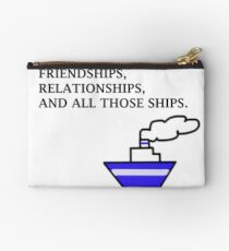 Freundschaftsbeziehung Täschchen