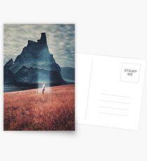 Andromeda Postkarten