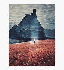 Andromeda Fotodruck
