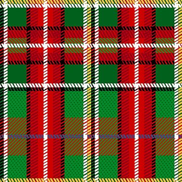 Holiday plaid by rlnielsen4