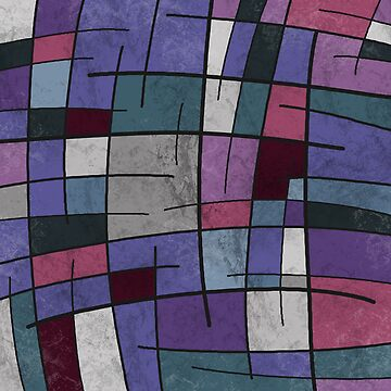 Abstract Pattern by ValentinaHramov