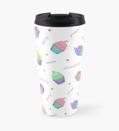 Cupcakes Travel Mug