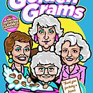 Golden Grams Cereal by harebrained