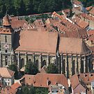 Bird's eye Brasov by ellismorleyphto