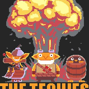 The Techies by chekov429