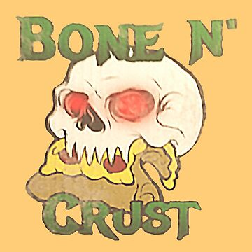 Bone n' Crust (fading) by Corpsecutter