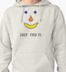 just fruits smiley Pullover Hoodie
