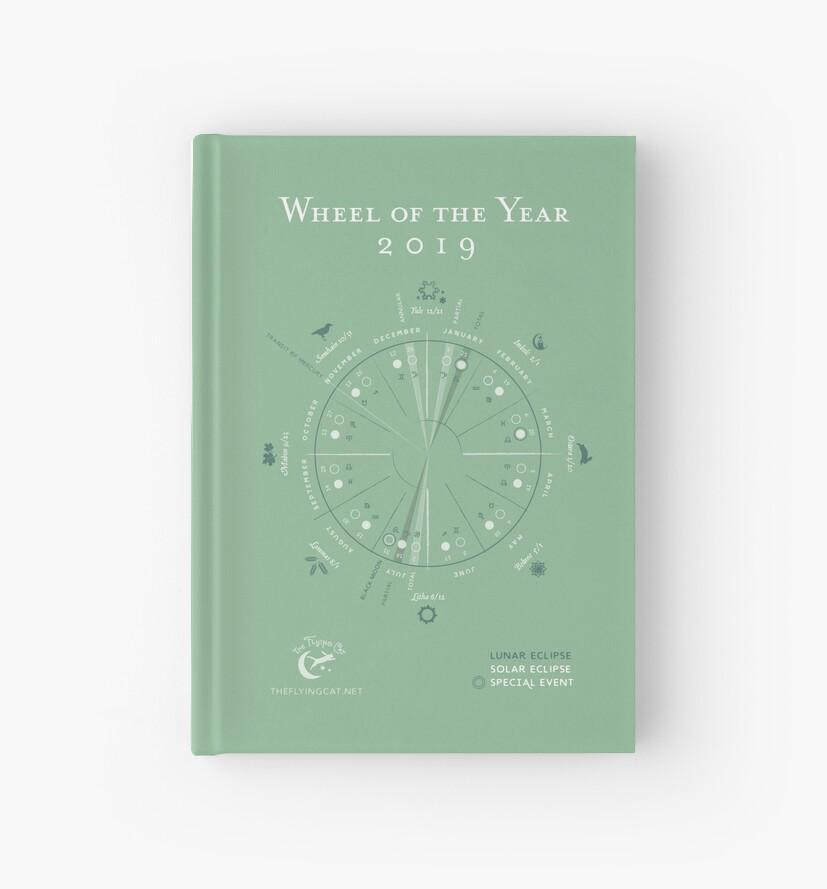 Wheel of the Year by theflyingcat