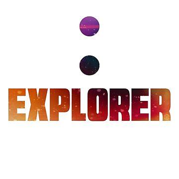 Mighty Boosh Colon Explorer by Eye Voodoo by eyevoodoo