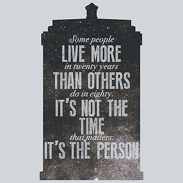 It's the Person. by ToruandMidori