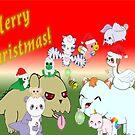 A Very Zoo Christmas by KawaiiNMore