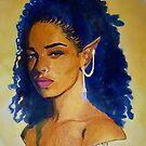 Blue Elf by Erika Richards