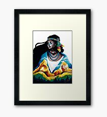 Native to Nature Framed Print