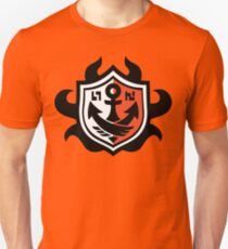Camiseta unisex SquidForce Ranked Battle Shield