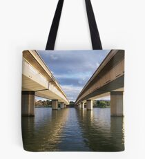 Way to Parliament House   Tote Bag