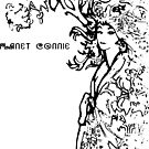 Planet Connie Tree Woman by Big Kahuna