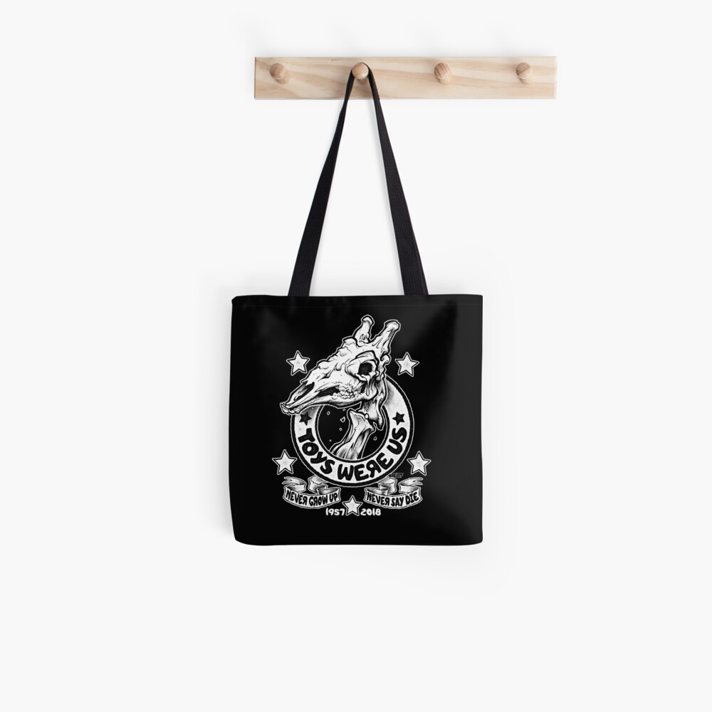TOYS WERE US Tote Bag