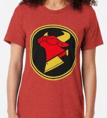 CowChop Logo  Tri-blend T-Shirt