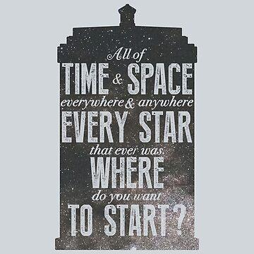 Where Do You Want to Start? by ToruandMidori